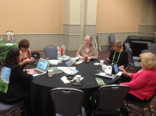 AACR 2015 SSP working group